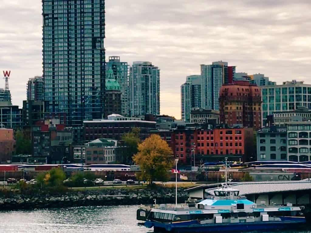 Getaway to Vancouver
