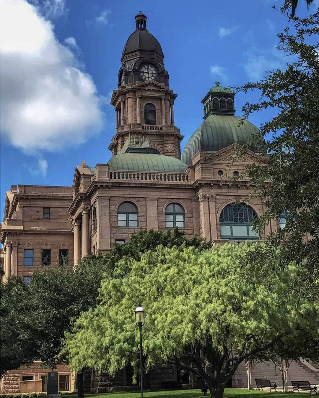 Tarrant County Courthouse - Visit Fort Worth, Texas